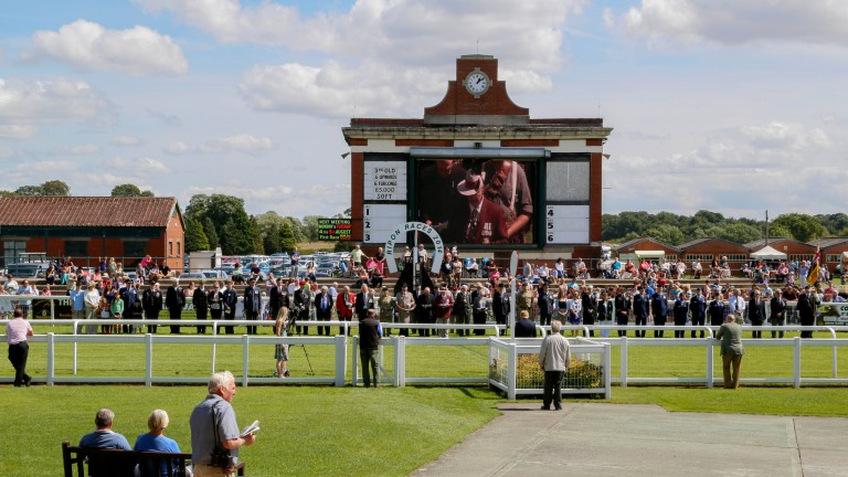 Racecourses are contributing record levels to prize-money fund