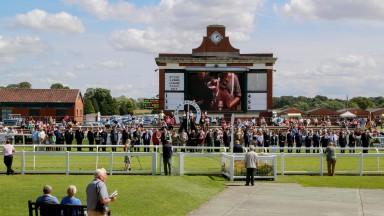 Ripon: celebrating making VisitEngland top team of racecourses