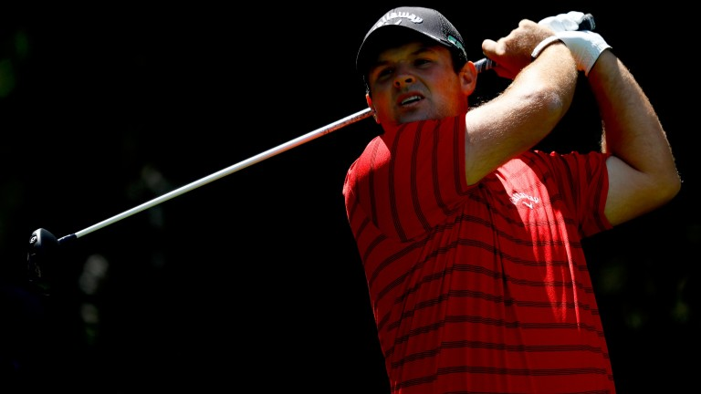 Patrick Reed has been in solid form