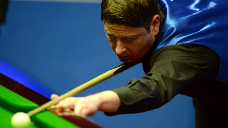 Matthew Stevens has twice reached the World Championship final