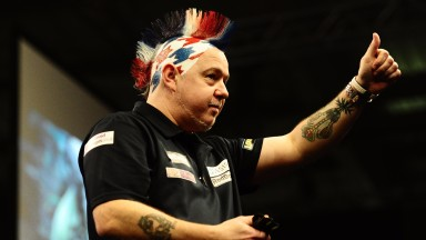 Peter Wright is enjoying another successful campaign