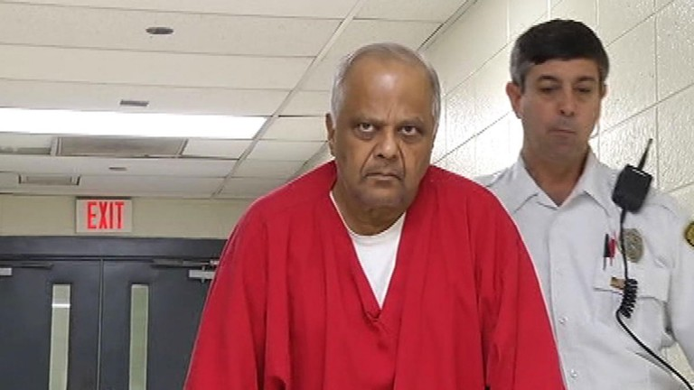 Krishna Maharaj: maintains he did not commit the 1986 murders