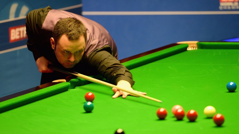 Stephen Maguire faces a tough match