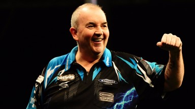 Phil Taylor has not been at his best recently but seems to face a simple task tonight