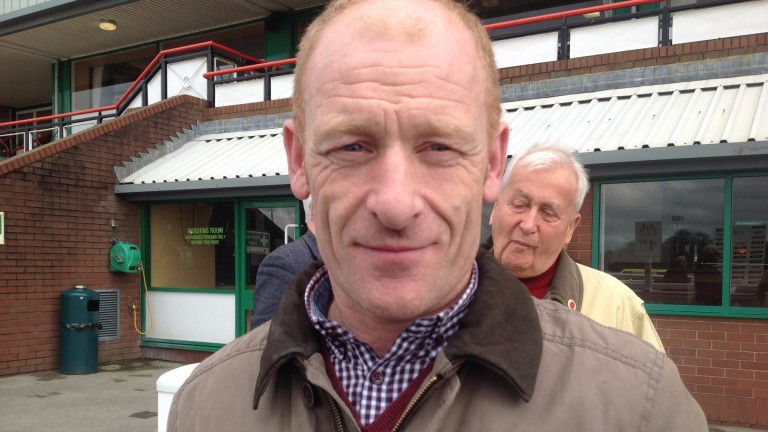 Simon Hodgson: four winners since the start of the year