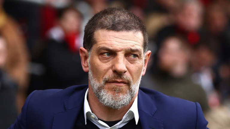 Bookmakers are betting on Slaven Bilic's replacement at West Ham