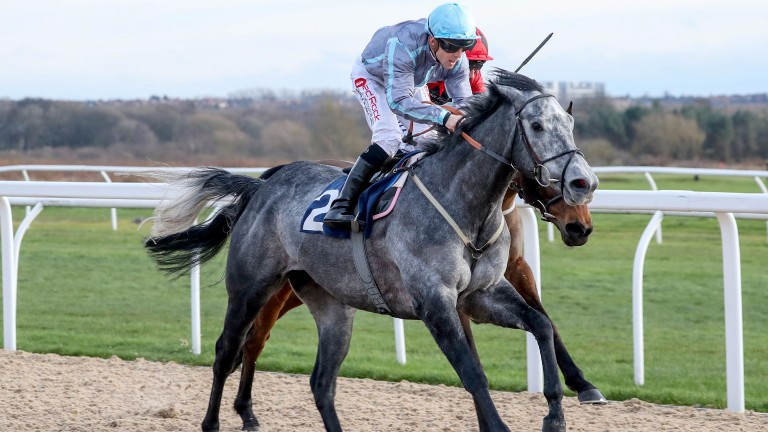 General Hazard wins on his first start for Archie Watson at Newcastle in March
