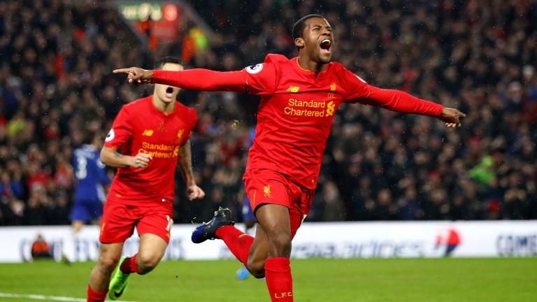 Georginio Wijnaldum scores important goals for Liverpool