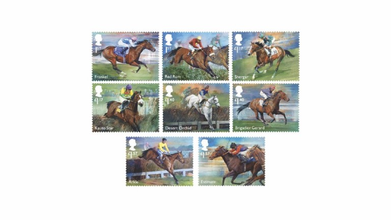 The new stamps will be available from Thursday