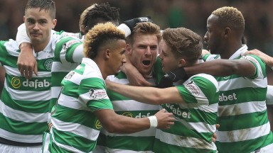 Celtic could be celebrating again