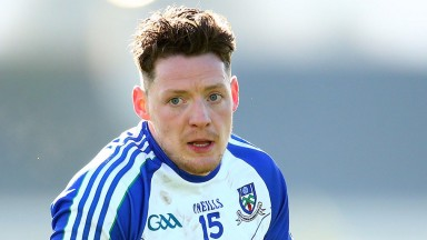 Conor McManus is one part of Monaghan's deadly duo