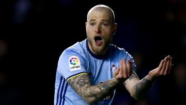 John Guidetti of Celta Vigo