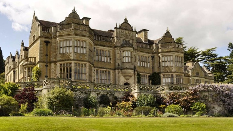 Stokesay Court: former home of Sir Philip and Lady Magnus-Allcroft