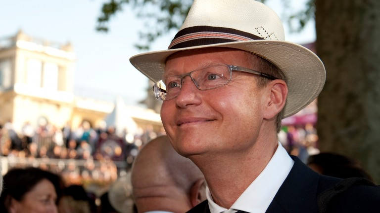 Andreas Putsch: owner and breeder of Volfango