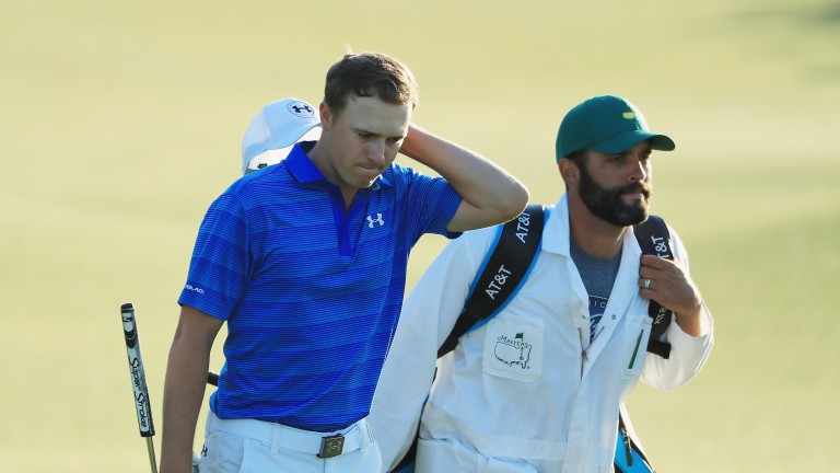 Jordan Spieth can make up for last year's Augusta disappointment
