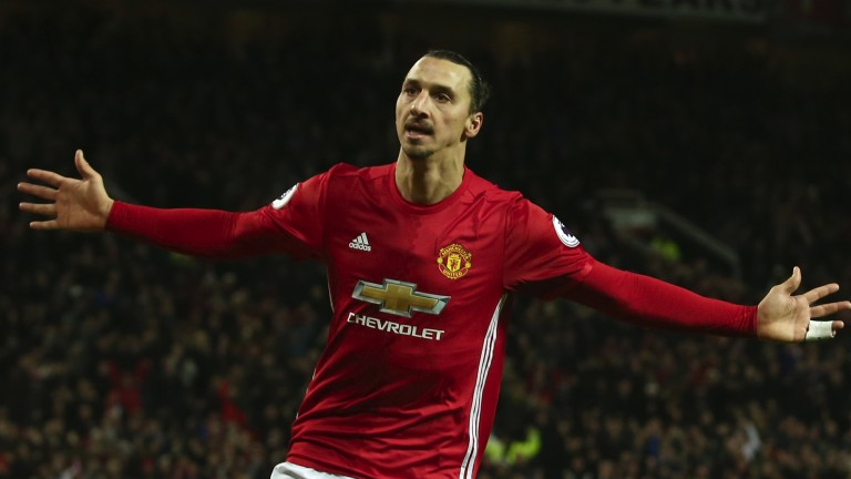 Zlatan Ibrahimovic is set to return from suspension