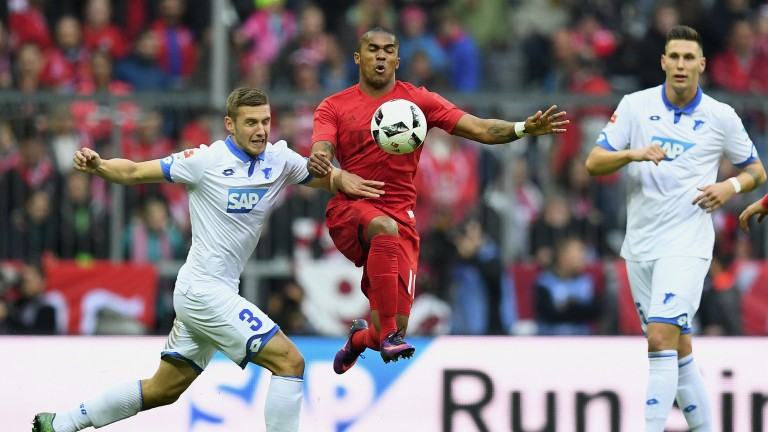 Hoffenheim held Bayern to a 1-1 draw at the Allianz in November