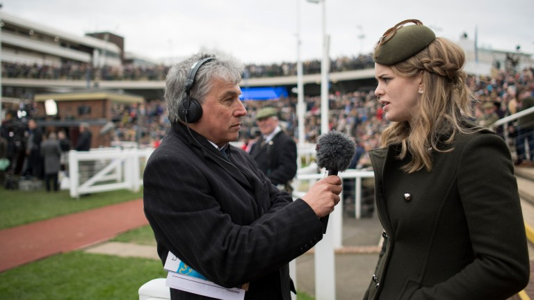 Lizzie Kelly: rider hoping to be in the news after Thursday's race