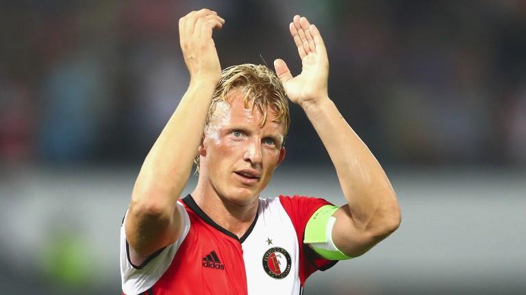 Feyenoord's Dirk Kuyt