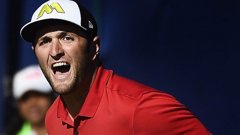 Jon Rahm has the potential to become world number one