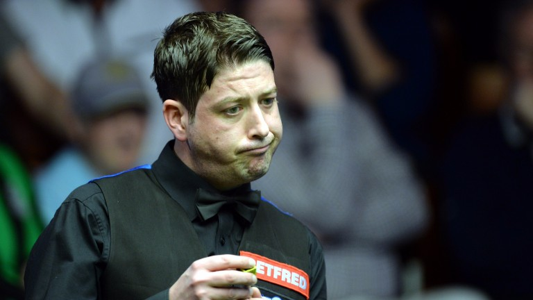 Class act Matthew Stevens has been struggling to bring his best to the baize