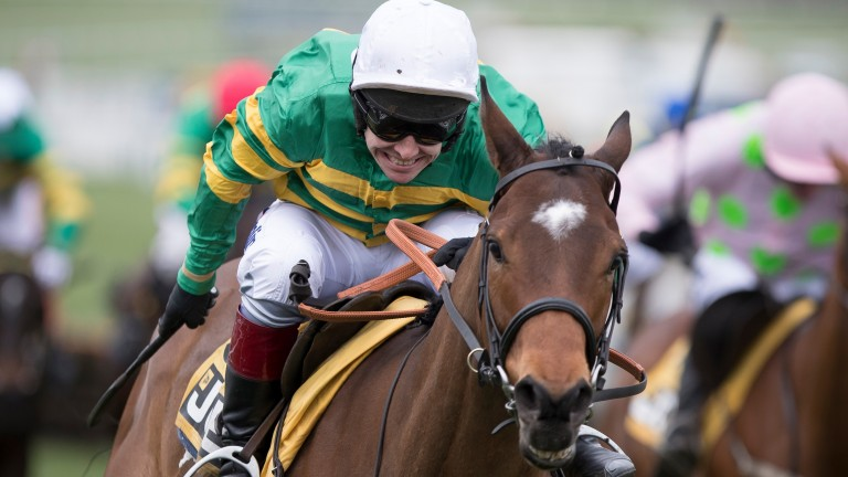 Defi Du Seuil: Triumph hero due to return at Cheltenham
