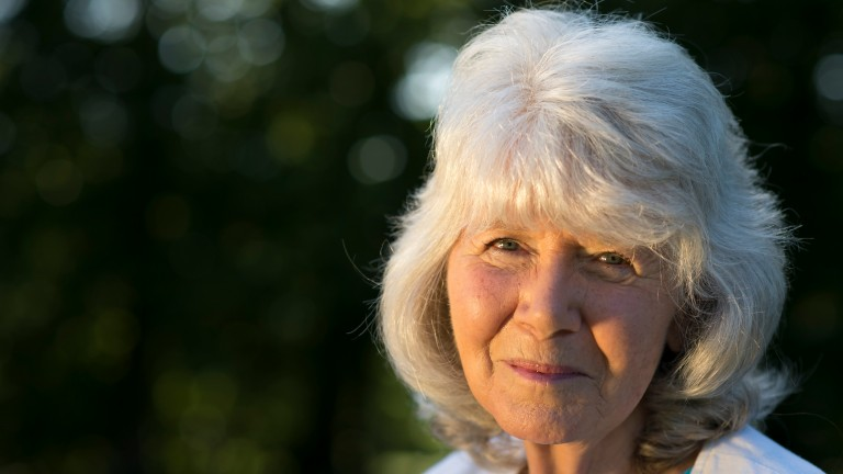 Jilly Cooper: novelist and owner is 81