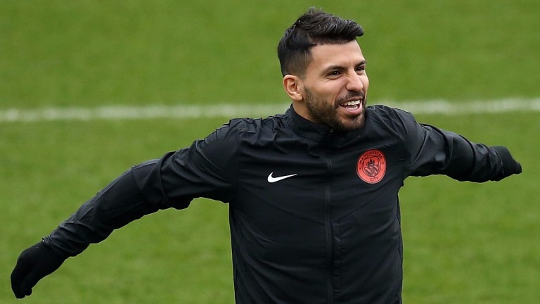 Sergio Aguero has been in great goalscoring form for Manchester City