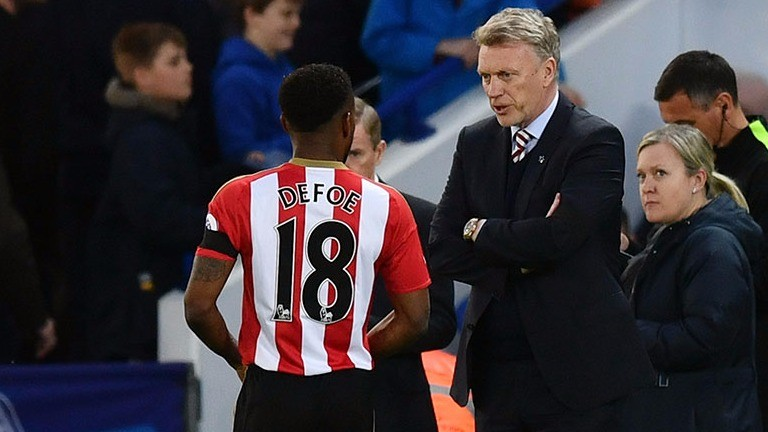 David Moyes is the ninth Sunderland manager in the last nine seasons