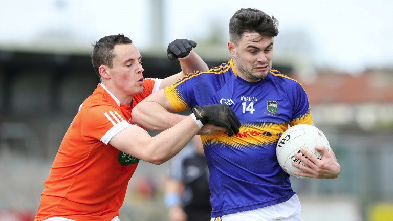 Tipperary's Michael Quinlivan makes ground