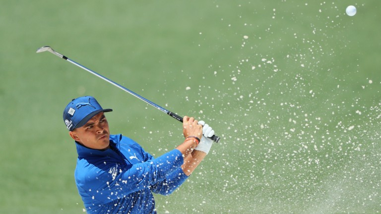 Rickie Fowler kept his cool in round one