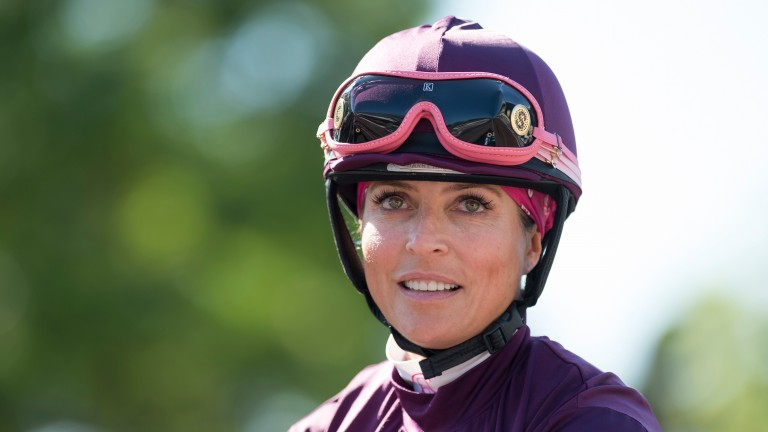 Chantal Sutherland: new Arab racing ambassador
