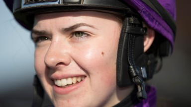 Ana O'Brien: a strong contender for champion apprentice
