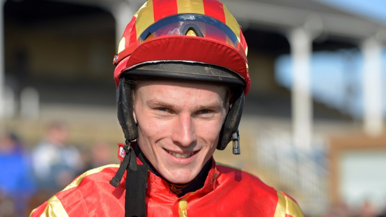 James Reveley celebrated his return to the saddle at Auteuil with victory in the two Graded races on the card.