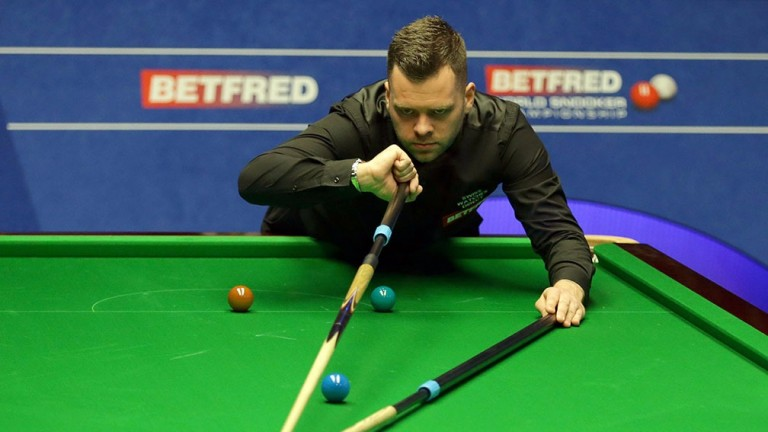Jimmy Robertson's ranking does not reflect his ability