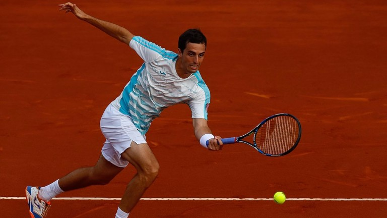 Albert Ramos-Vinolas is at his best on clay