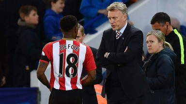 David Moyes has had little to celebrate since arriving at Sunderland