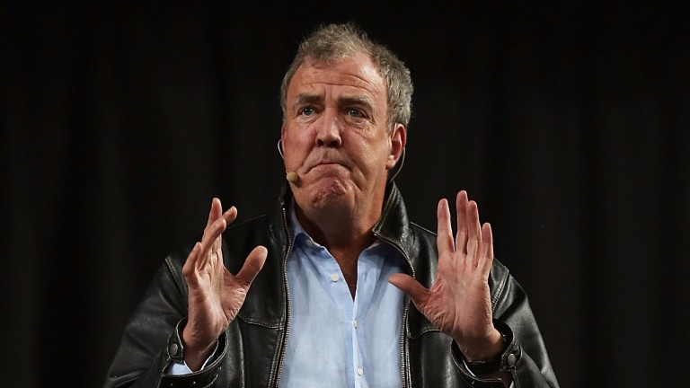Jeremy Clarkson: the presenter and owner is 58