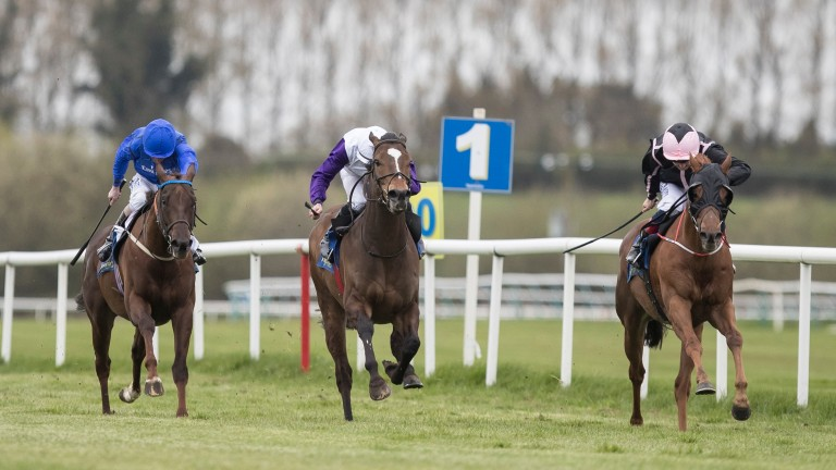 Onenightidreamed ran out a convincing winner of the conditions race at Tipperary