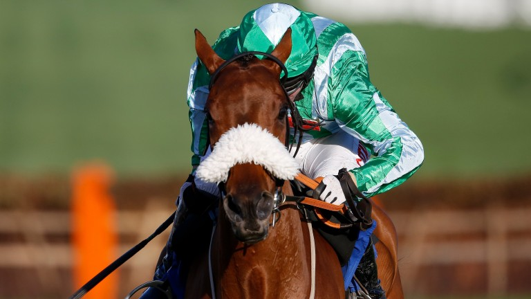 Shantou Village: could make splash in BetVictor Gold Cup