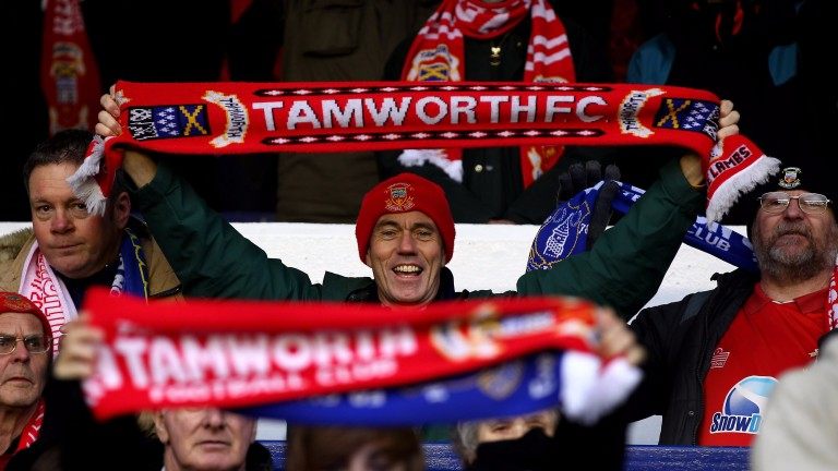 Tamworth fans have not had much to smile about in recent weeks