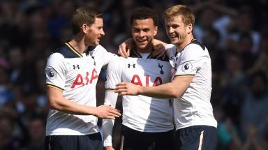 Tottenham have won their last seven Premier League matches