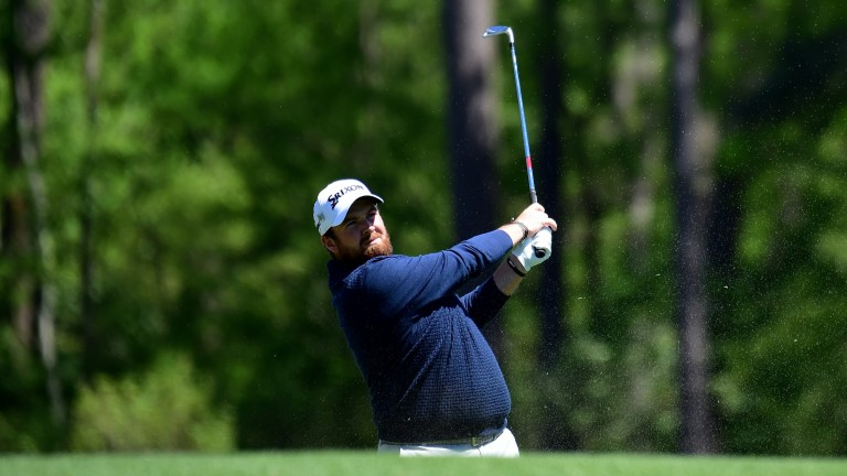 Shane Lowry suffered disappointment at the Masters