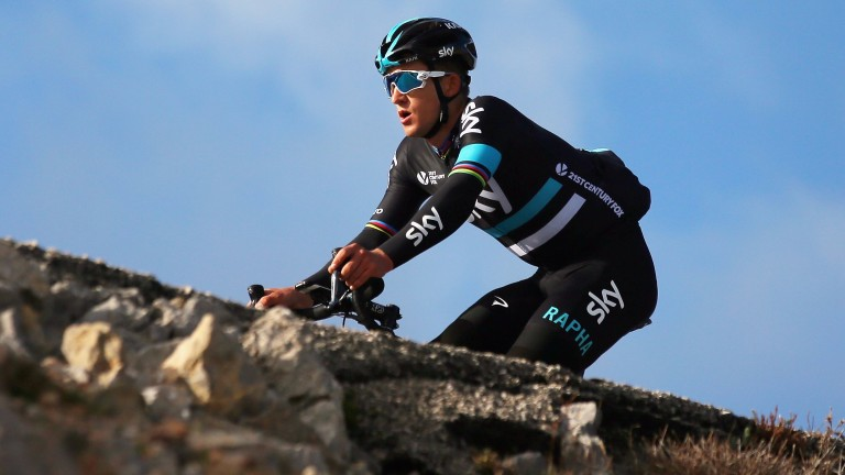 Michal Kwiatkowski has finished in the first five at the Amstel Gold three times