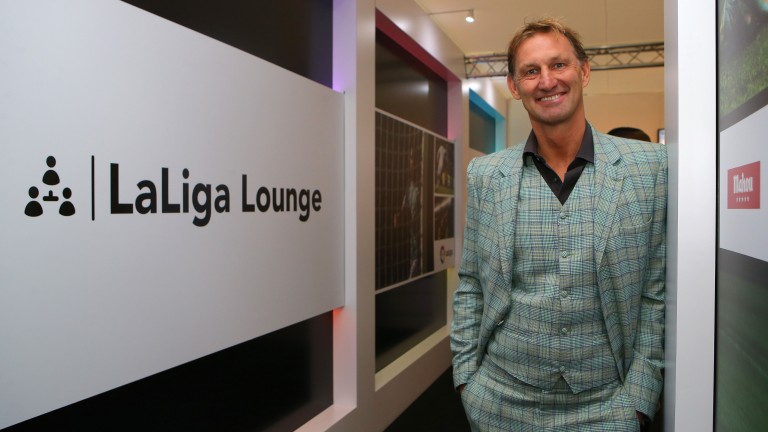 Tony Adams is hoping to rescue Granada