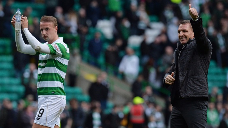 Leigh Griffiths could return to the Celtic line-up