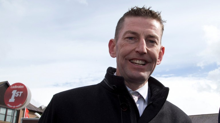 Gavin Cromwell, who has pledged his support to Ger Fox following the rider's positive cocaine test