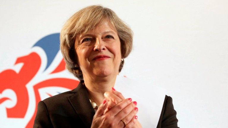 Bookmakers are expecting a successful election for Theresa May