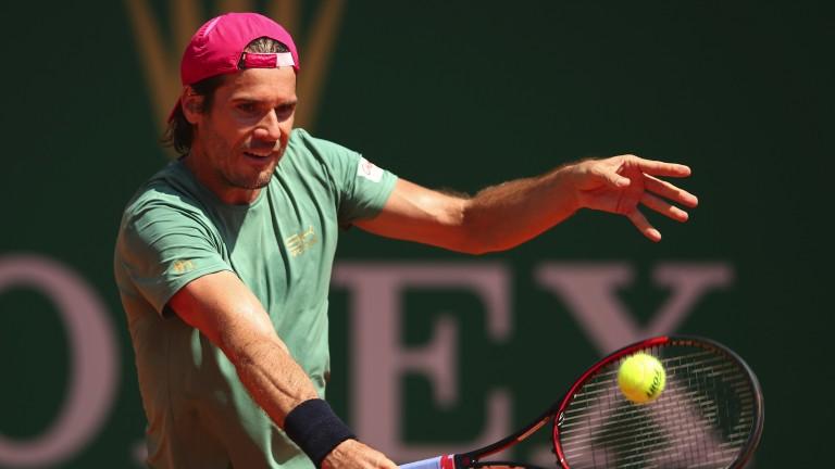 Tommy Haas beat Benoit Paire 6-2 6-3 in his Monte Carlo opener
