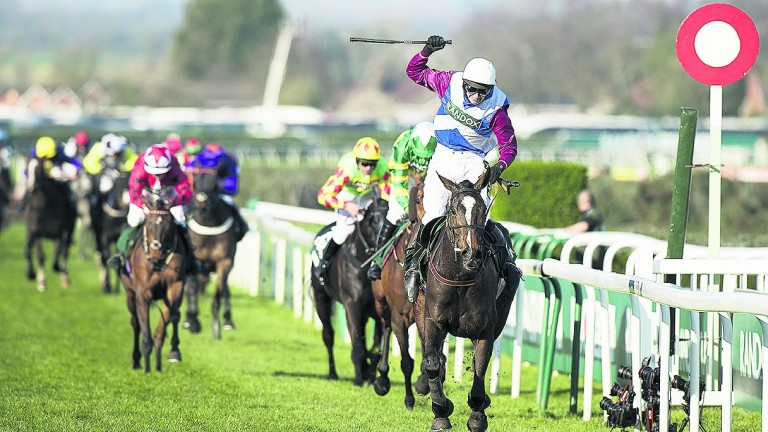 One For Arthur's Grand National victory was one of a number of punter-friendly results
